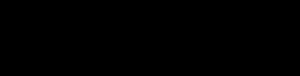 Logo L.J. Mennink Collectie zwart